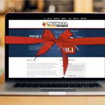Web Corporativa Reynasa