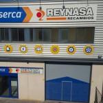 Recambio de automóviles en Villaverde