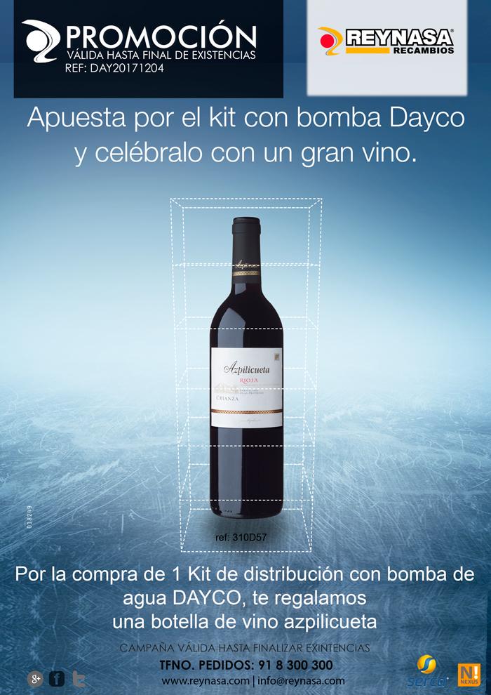 promocion dayco