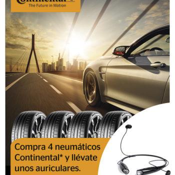 Neumáticos Continental Oferta