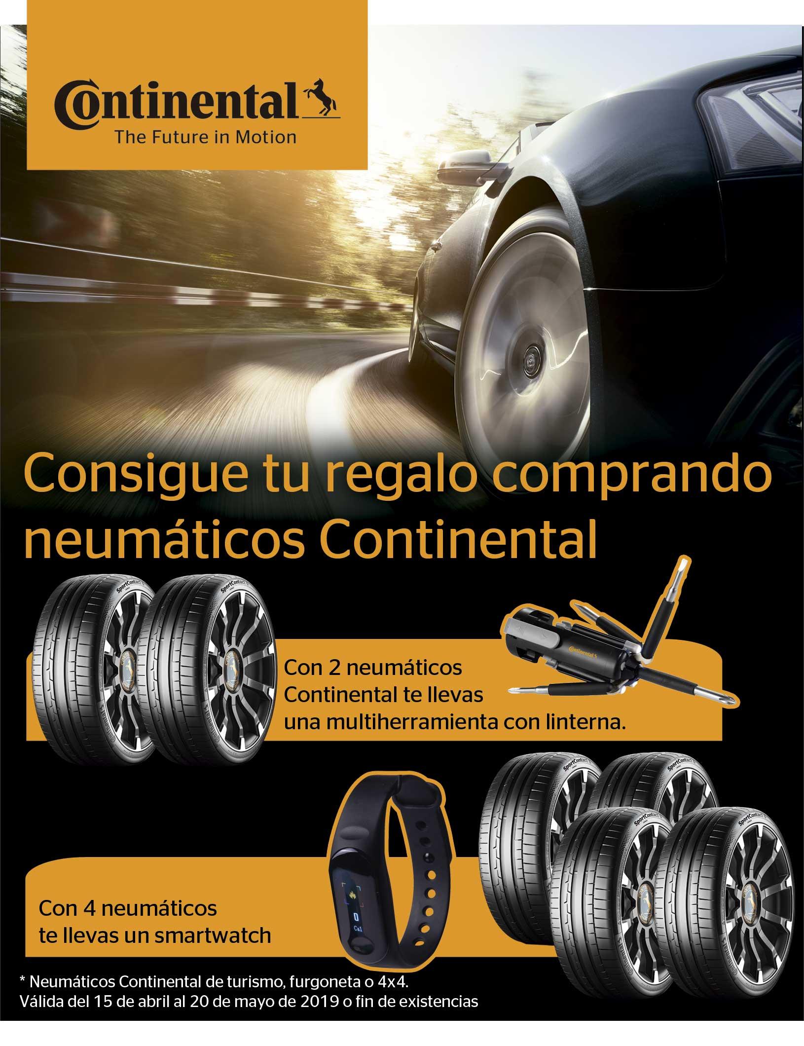 Distribuidor de Neumáticos para Talleres