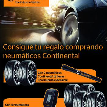 Promocion continental