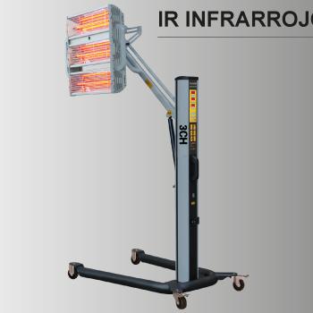 lampara-de-secado-por-infrarrojos