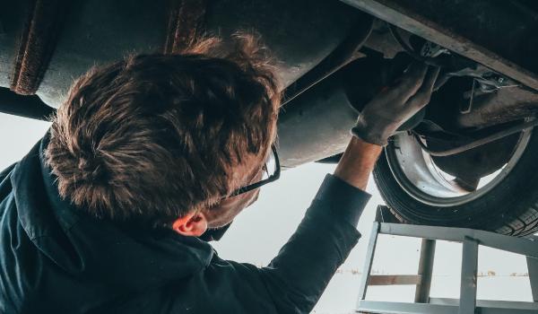 Exposicion a sustancias de motores diesel prevencion de riesgos en el taller